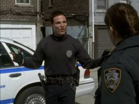 Third Watch - Bosco gets pissed off