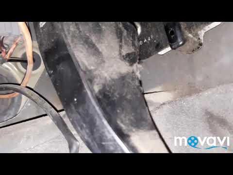 Шевроле Лачетти регулировка педали сцепления Chevrolet Lacetti