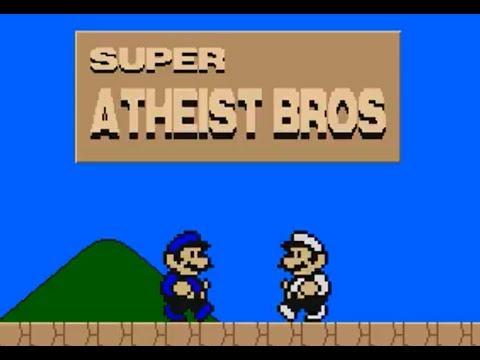 Super Atheist Bros Episode 2