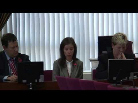 Knowsley Council Cabinet Meeting 5th Nov 2014