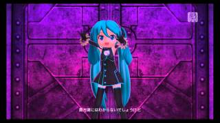 cosMo(暴走P) feat. 初音ミク - Sadistic Music Factory (Project DIVA F)