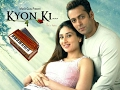 Download Kyunki Itna Pyar Tumko Play On Harmonium {HARMONIUM TUTORIAL} MP3 song and Music Video
