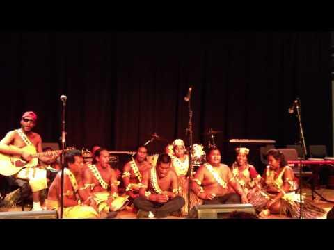 Te Toa Matoa - Kiribati performers