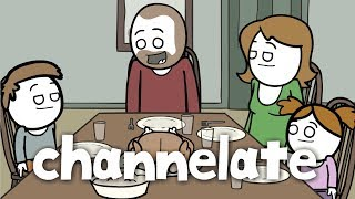 Explosm Presents: Channelate - Thankful