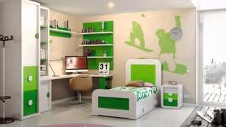 Modern Kids Bedroom Furniture Design