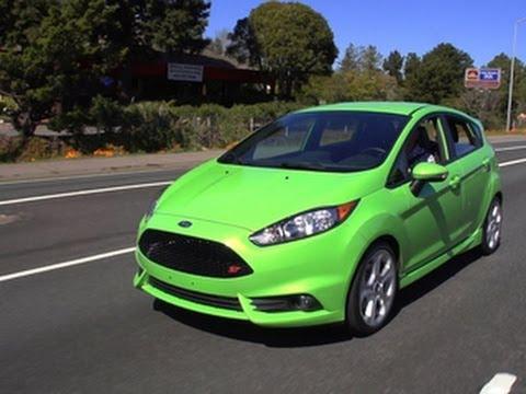 Car Tech 2014 Ford Fiesta St