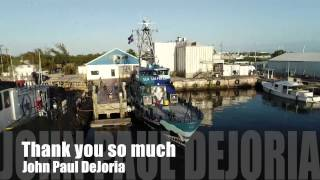 Thank-you John Paul DeJoria! From the JPD Crew