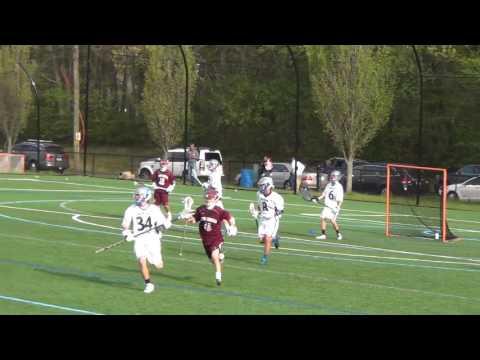 Darien High School Boys Freshman (2019) Lacrosse vs Don Bosco