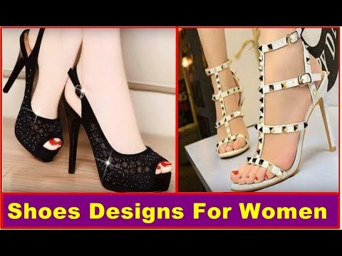 Latest Stylish Shoes Fashion for Women/Girls 2018  | Our Glamor