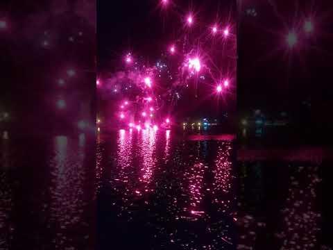 New Year 2018 Mauritius Caudan WaterFront Labourgdonais Hotel
