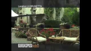 La brunetta Location matrimoni Susa Torino