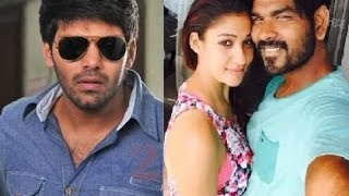 Arya Confirms Nayanthara's Love with…?! spl hot video news