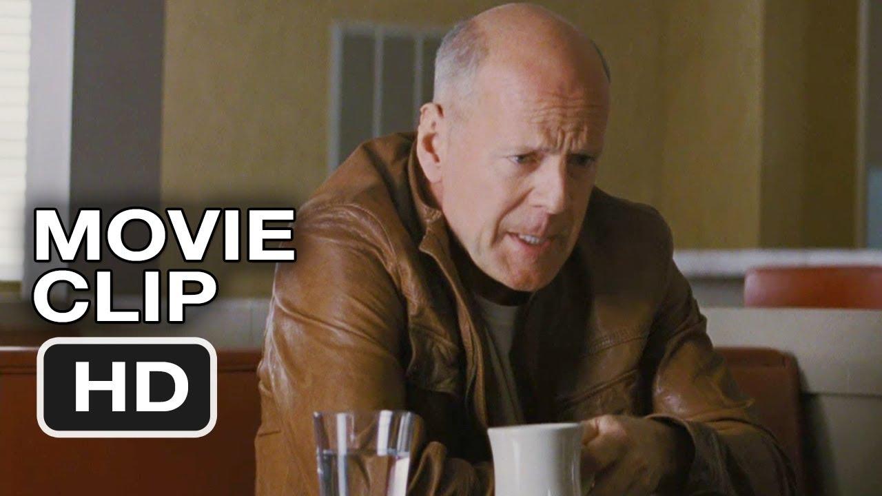 Looper Movie CLIP - Diner Face Off (2012) - Joseph Gordon ...