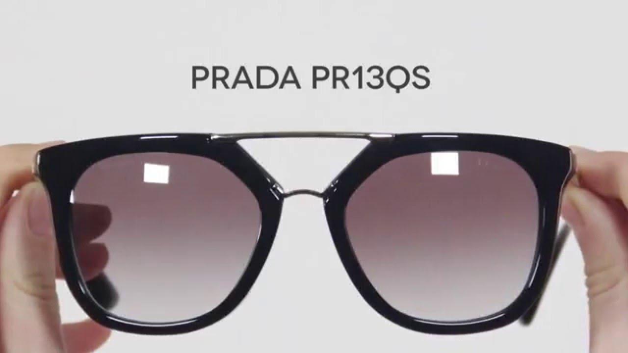 3c5779e52830 Prada PR13QS Sunglasses Review