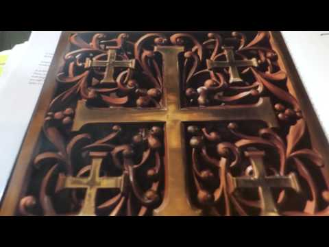 Three Minute Silent Meditation on The Holy Cross of Jerusalem