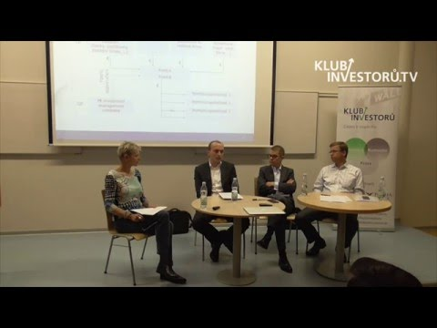 Klub investorů TV - Value creation v Private Equity