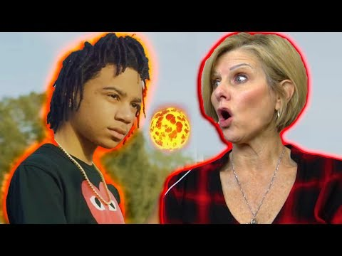 Mom REACTS to YBN Nahmir - Bounce Out With That (Dir. by @_ColeBennett_)