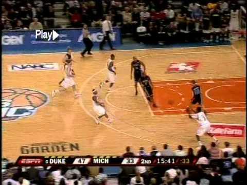 A 2008 2K Classic Top Performance: Manny Harris (Michigan)