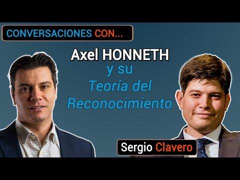 Axel Honneth y su teoría del reconocimiento | Conversaciones con: Sergio Clavero