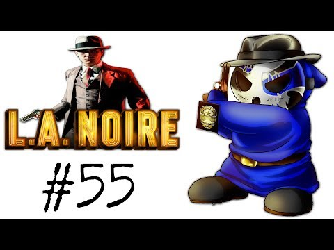 L.A. Noire | Let's Play Ep.54 | Electroplate Espionage? [Wretch Plays]