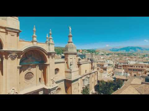 Running Into The Air - Espania Granada Alhambra