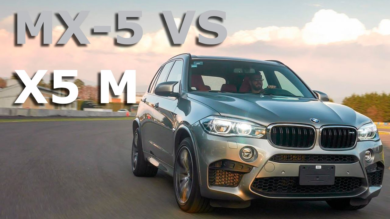 bmw x5 m 2016 vs mazda mx 5 2016 el orden de los factores s altera el producto autocosmos. Black Bedroom Furniture Sets. Home Design Ideas