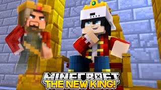 THE KING IS DEAD?!-RAVEN BECOMES KING OF THE MAGICAL KINGDOM