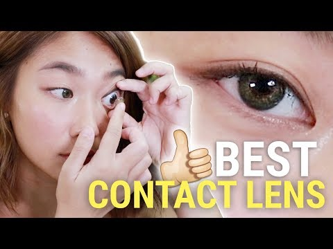 BEST CONTACT LENS EVER + COLOR SWATCHES   Raiza Contawi