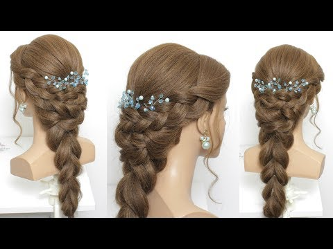 Pull Through And French Braids Hairstyles For Long Hair