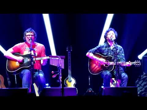 Flight of the Conchords - Robots - Dallas, TX 10-26-2016