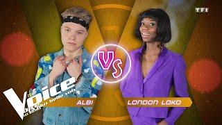 Therapie Taxi ft Romeo Elvis - Hit Sale    Albi VS London Loko   The Voice 2019   Battles...