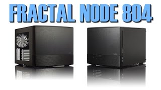 fractal node 804 matx case review
