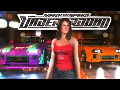 GTA V NFS Underground Intro (That Nostalgia Feel!!)  Remake! A Must See