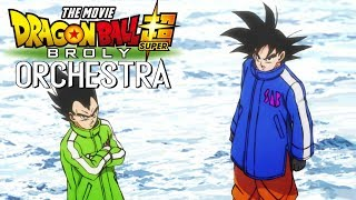 三浦 大知「Blizzard」- Dragon Ball Super Broly OST Epic Orchestra