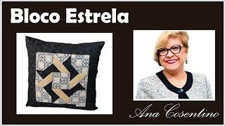 Ana Cosentino: Bloco Estrela Preta
