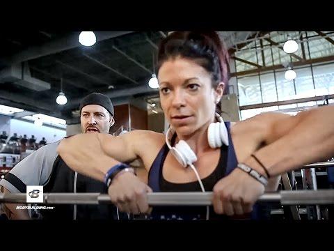 Best Exercises for Shoulder GAINS | Part 3 | Kris Gethin & IFBB Pro Leah Dolan