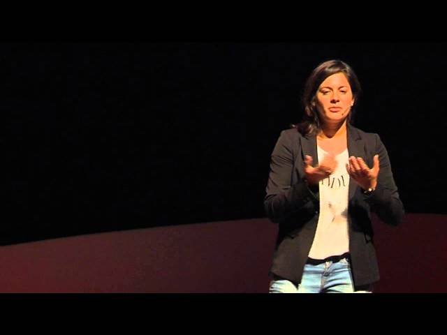 Let's bake a chocolate chip cookie: Monique Samuel at TEDxEde