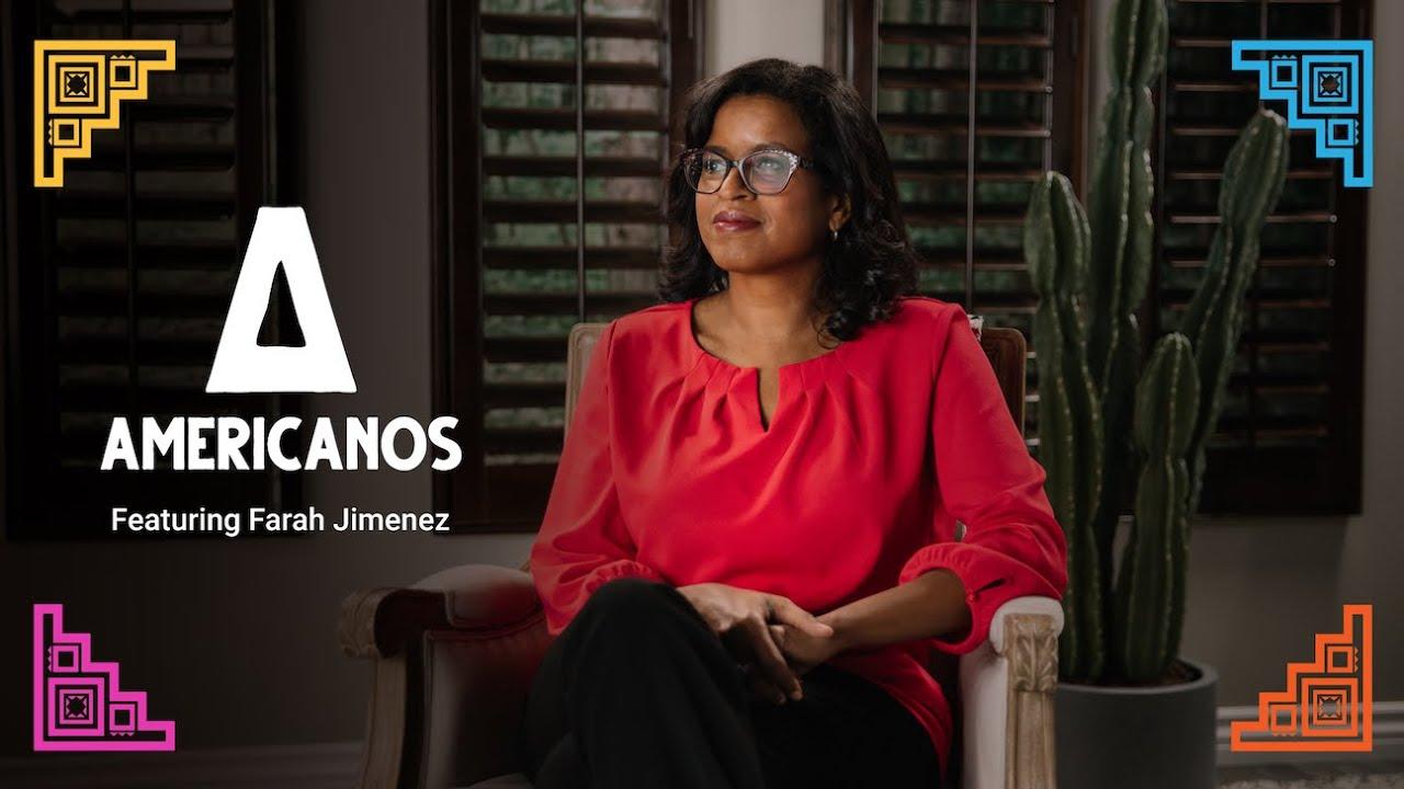 Americanos: Farah Jimenez, Cuba