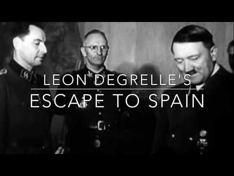 nazi-leader's-daring-escape-to-spain-1945