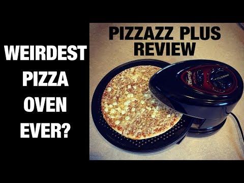Presto Pizzazz Plus Review: Rotating Pizza Oven