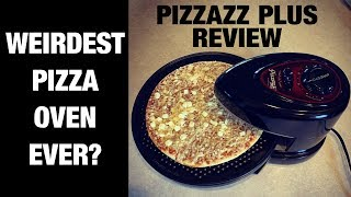 Presto Pizzazz Plus Review: Rotating Pizza Oven