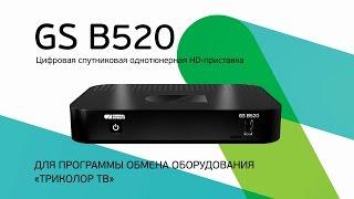 Gs b520 инструкция pdf