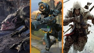 Metro Author Talks Backlash + Apex Legends Beats Fortnite on Twitch + Assassin's Creed 3 Remaster