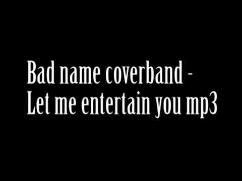 let me entertain you mp3