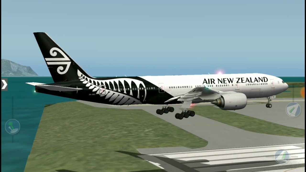 X-Plane 10 | Flying a 777-200ER AIR NEW ZEALAND | Episode #2