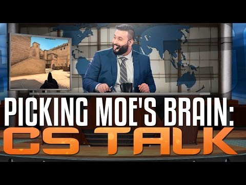 CS Talk With mOE (The Good Old Days of 1.6 and Source)