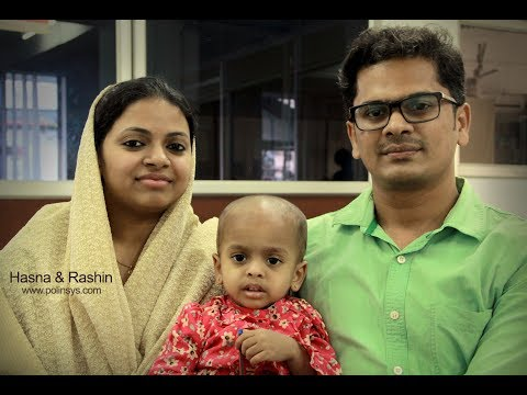 Polinsys Client Testimonial Canada Immigration, Departure to Canada, Mrs Hasna & Mr Rashin