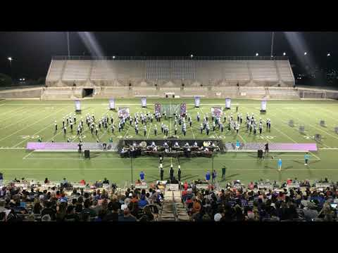 Georgetown Eagle Marching Band - 2018 Texas Marching Classic Finals -