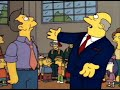 MAKE WAY FOR WILLIE! - The Simpsons Classic Clip