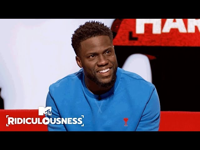 Kevin Hart Reveals His Biggest Fear | Ridiculousness | MTV